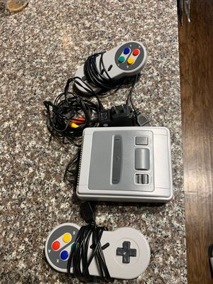 Nintendo with over 100 built in games! for Sale in Burleson, TX