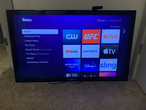 "50"" Samsung tv for Sale in Greenville, SC"