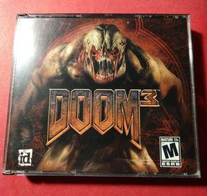 Doom 3 (PC, 2004) in orig. packaging for Sale in Santa Monica, CA