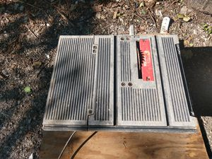 Craftsman Table Saw for Sale in Raytown, MO