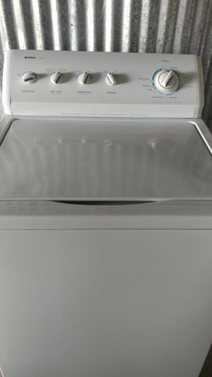 Kenmore Super Capacity washer for Sale in Lubbock, TX