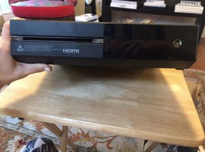 Xbox One Console with wires for Sale in Boston, MA