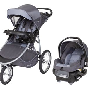 Expedition® Race Tec™ Jogger Travel System - Ultra Grey for Sale in Las Vegas, NV