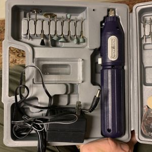 Rotary Tool Set (similar To Dremel) for Sale in Silver Spring, MD