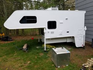 2002 Lance 821 Truck/Slide In Camper for Sale in Norton, MA