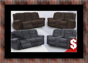 Grey or chocolate recliner for Sale in Mount Rainier, MD