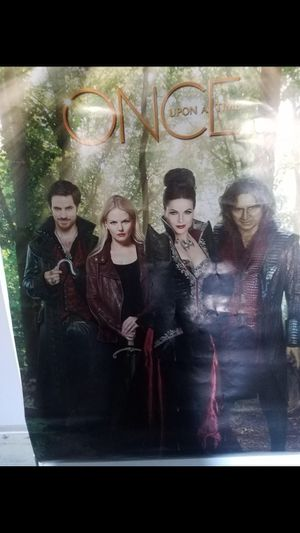 Once upon a time poster for Sale in Fort McDowell, AZ