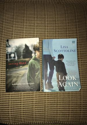 Saving Max And Look Again - 2 great books for Sale in Phoenix, AZ