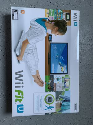 Nintendo Wii fit U bundle-Never opened for Sale in San Ramon, CA