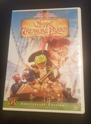 Muppet Treasure Island DVD for Sale in Columbia, SC