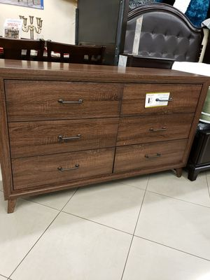 Rustic Brown Dresser... we take payments... No credit needed for Sale in Las Vegas, NV