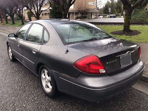 2002 Ford Taurus low mileage for Sale in Issaquah, WA