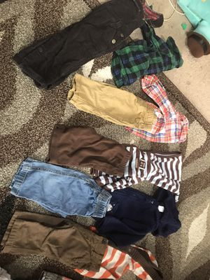 Baby clothes size 3-6 summer and winter for Sale in Lebanon, TN