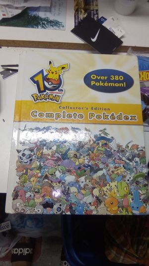 10th anniversary Pokemon collectors edition for Sale in Corona, CA