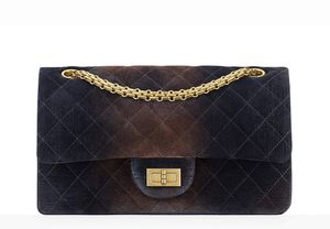 CHANEL ombré velvet flap bag for Sale in West Bloomfield Township, MI