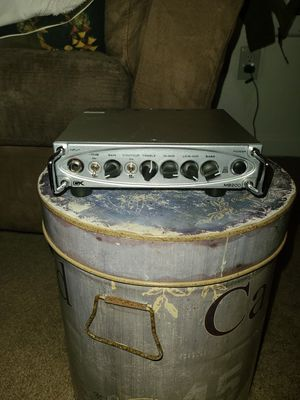 GK MB200 200w bass head for Sale in Tualatin, OR