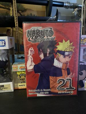 Naruto shippuden box set 21 for Sale in Bell, CA
