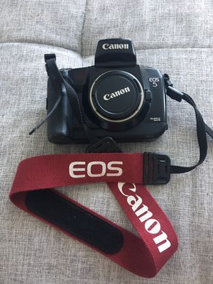 Canon EOS 5 35mm body only for Sale in Doral, FL