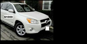2009 Toyota RAV4 only$1000 for Sale in Cleveland, OH