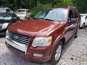 2009 Ford Explorer for Sale in  Dallas, GA