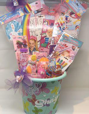Jojo Siwa Easter Basket for Sale in Lochearn, MD