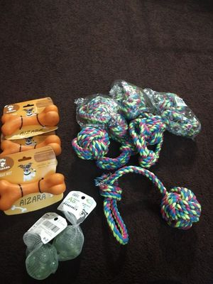 Dog toys $1 each for Sale in Monrovia, CA