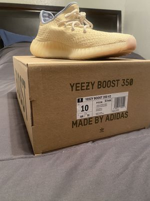 Yeezy boost 350 linen size 10 for Sale in Bakersfield, CA