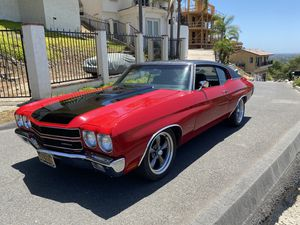 1970 chevelle SS low miles ! Clean title Califorina car for Sale in Sandy, UT