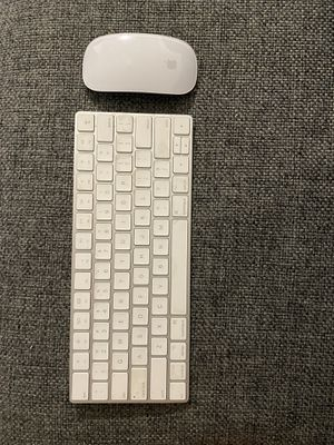 Apple Magic Mouse and Wireless Keyboard ⌨️ 🖱 for Sale in West Hollywood, CA
