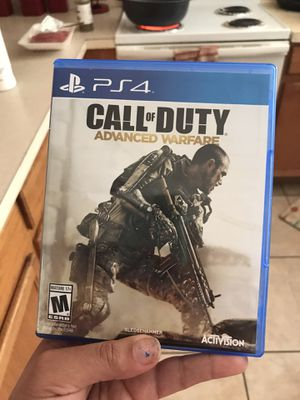 Call of duty ps4 for Sale in Kissimmee, FL