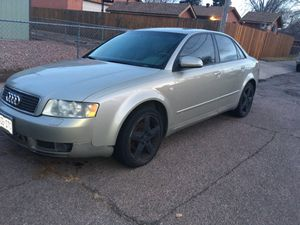 2005 Audi A4 for Sale in Colorado Springs, CO