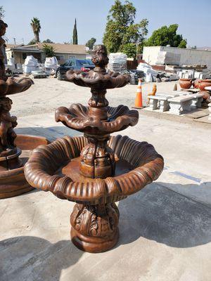 CONCRETE CEMENT FOUNTAIN $395 for Sale in Riverside, CA