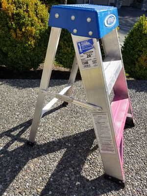 Werner 2' ladder for Sale in Kenmore, WA