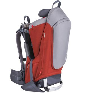 Phil & Ted baby carrier / backpack red and grey for Sale in Los Angeles, CA