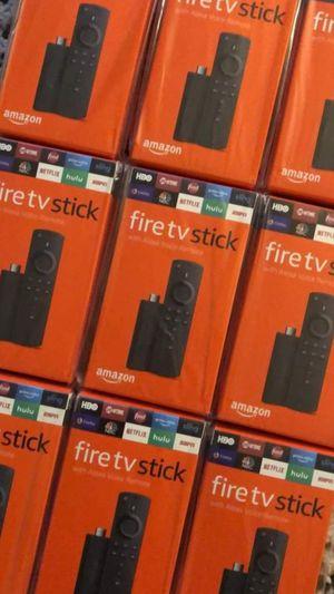 Fire Tv Sticks for Sale in Dallas, TX
