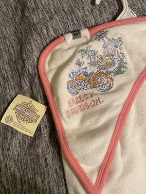 Harley Davidson blanket for Sale in Fresno, CA