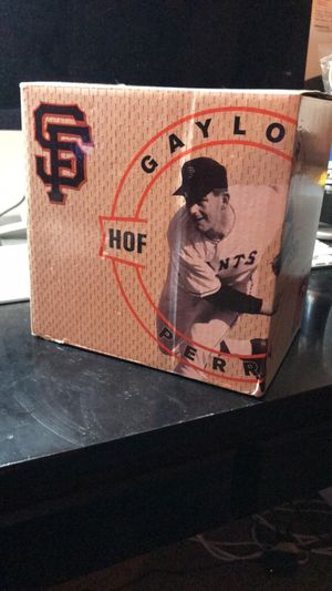 SF Giants Gaylord Perry Replica Statue for Sale in San Francisco, CA