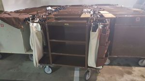 Housekeeping carts for Sale in Fairfax, VA