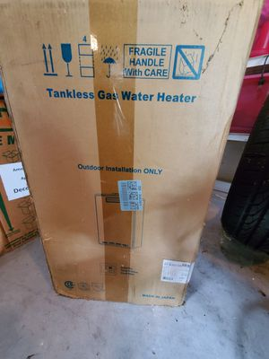 Never used thankless water heater for Sale in Bonita Springs, FL