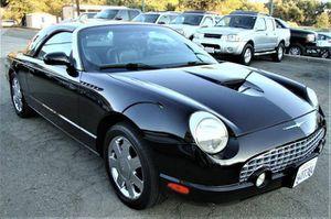 2002 Ford Thunderbird for Sale in Roseville, CA