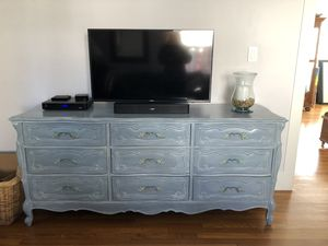 Large Refinished Dresser for Sale in San Diego, CA