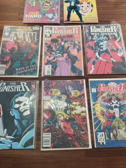 Punisher Comic Books for Sale in Mentor,  OH
