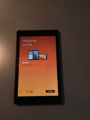 Amazon fire tablet for Sale in Columbus, OH