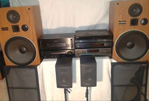 Onkyo component stereo system for Sale in Tucker, GA