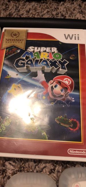 Super Mario Galaxy Wii game for Sale in Avondale, AZ
