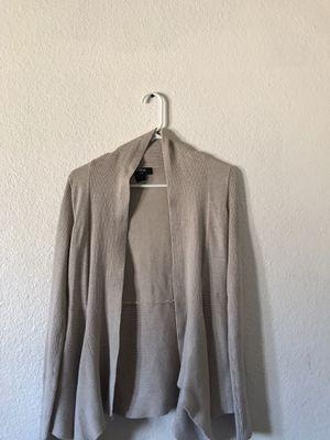 Beige cardigan size s for Sale in Henderson, NV