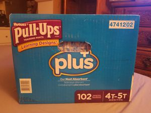 Huggies Pullups Training Pants for Sale in Westminster, CO
