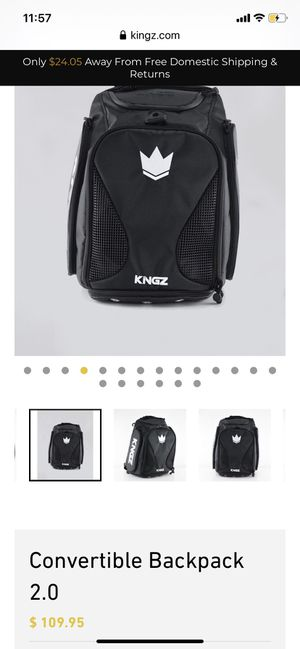 KINGZ BACKPACK for Sale in New York, NY