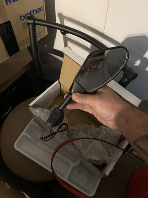 Motorcycle mirrors for Sale in San Antonio, TX