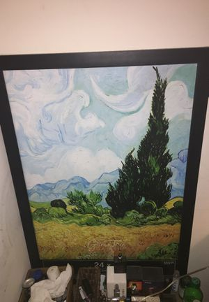 24X36 Green Tree Gallery decorative painting for Sale in Jena, LA